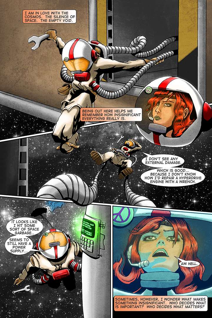 The Pilot - Page 3